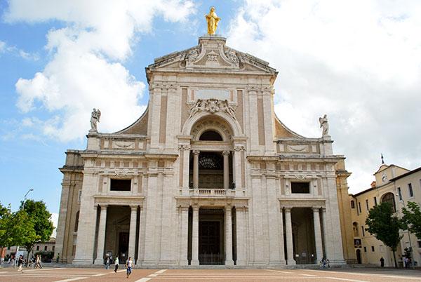 サンタマリアデッリアンジェリ教会