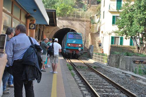 ヴェルネッツァ駅