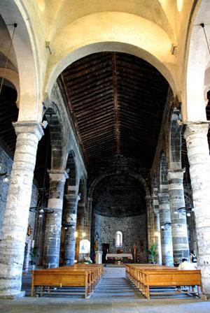 ヴェルナッツァの教会