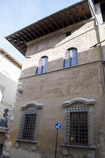 フランチェスコダティーニの家
