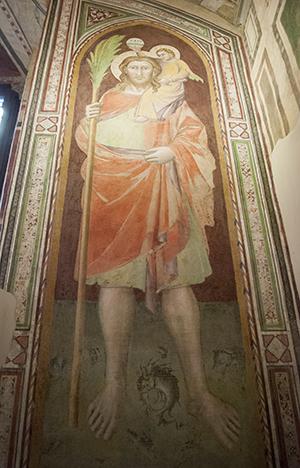 聖クリストファロ