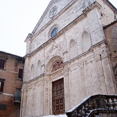 モンテプルチャーノ教会