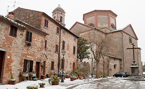 ルチニャーノ教会