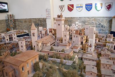 サンジミニャーノ1300年