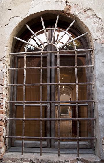 サンジミニャーノの窓