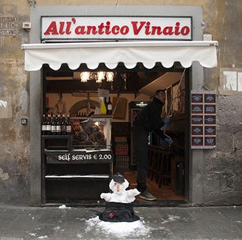 フィレンツェのパニーノ屋