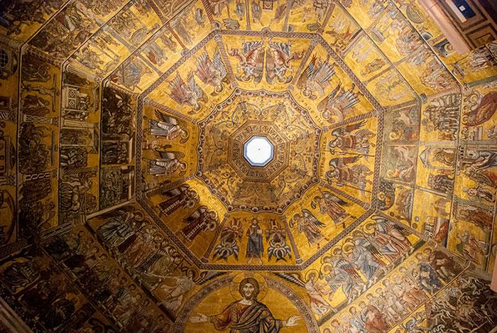 フィレンツェの洗礼堂