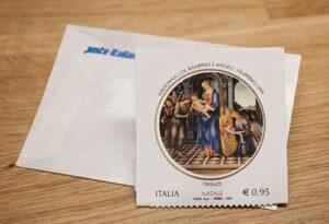 イタリアの記念切手