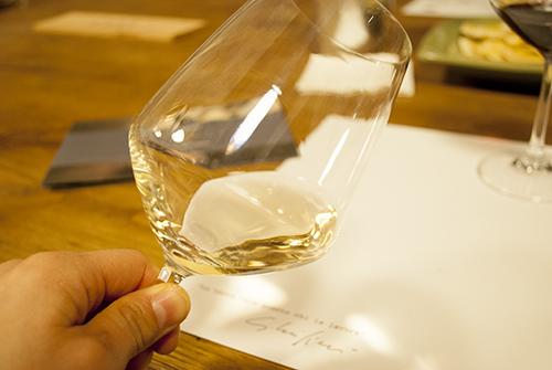 キアッピーニ白ワイン