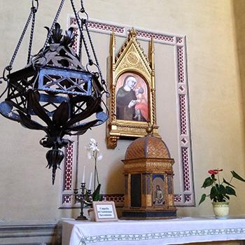 オルチャ渓谷聖母子