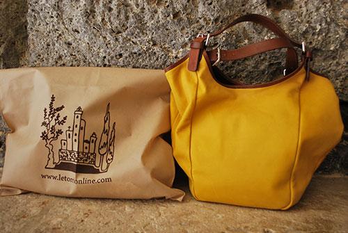 サンジミニャーノ鞄