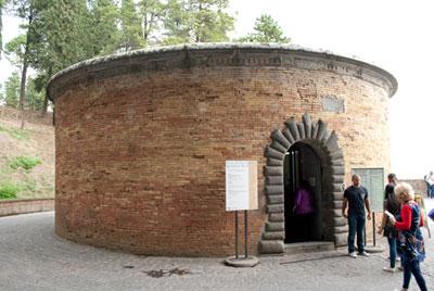 オルヴィエートのサン・パトリッツォの井戸