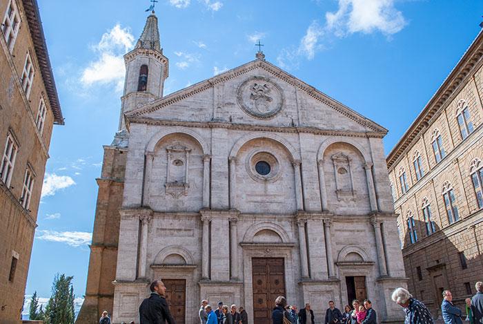 ピエンツァ聖堂