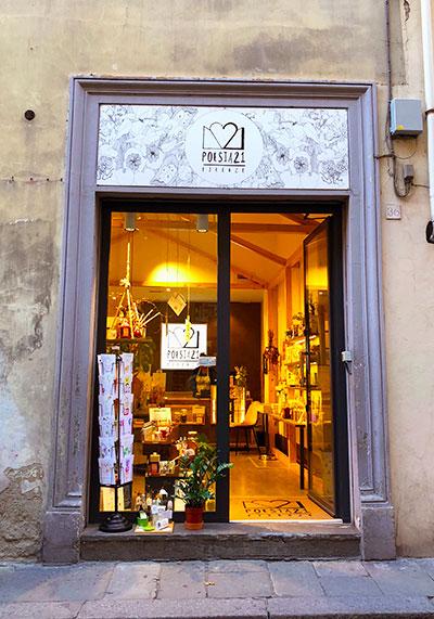 フィレンツェの香りのお店 Poesia 21