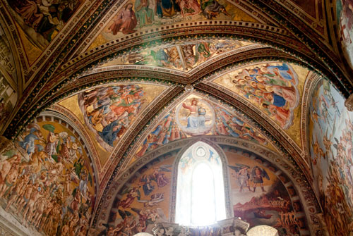 サンブリッツツィオ礼拝堂