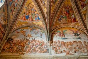 聖ブリッツィオ礼拝堂