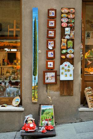 モンテプルチャーノのお店