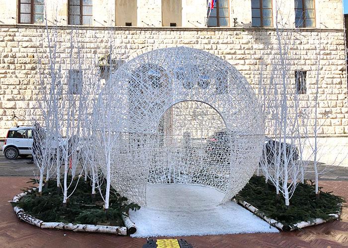 モンテプルチャーノクリスマス