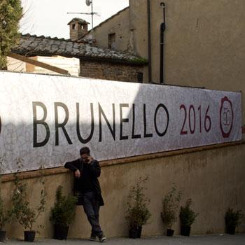 ブルネッロ・ディ・モンタルチーノワイン試飲会2016年