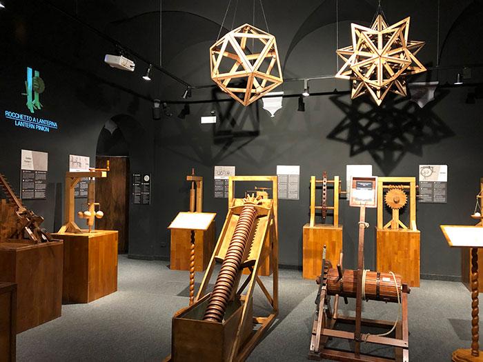 レオナルド・ダ・ヴィンチ博物館