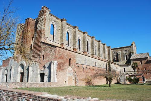 サンガルガーノ修道院