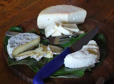 カプリーノチーズ