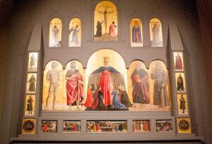 慈悲の聖母全体