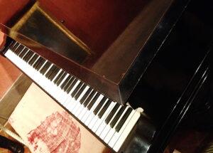 プッチーニのピアノ