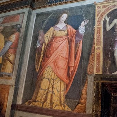 サンマウリッツィオ教会