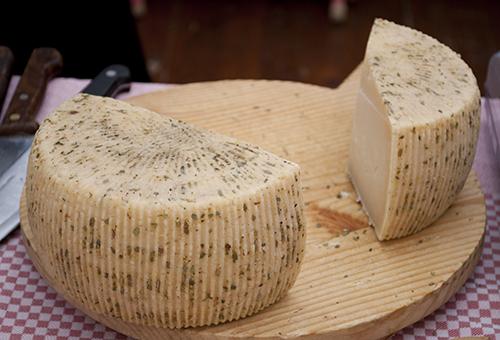 オレガノ入りチーズ