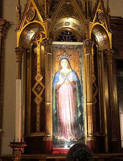 出産の聖母