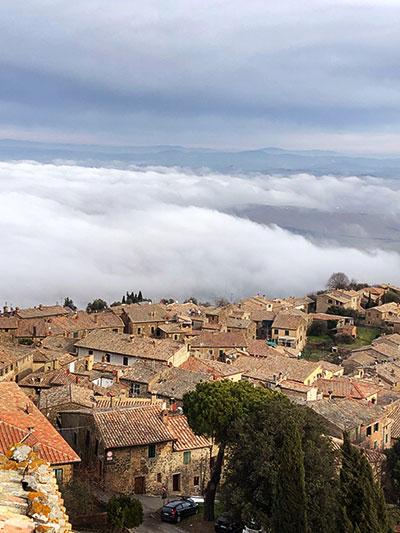 モンタルチーノの霧