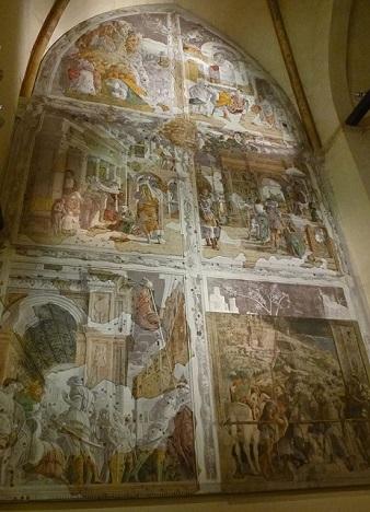 オヴェターニ礼拝堂