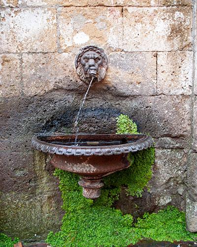ソヴァーナの給水所