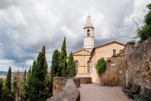 ピエンツァ教会
