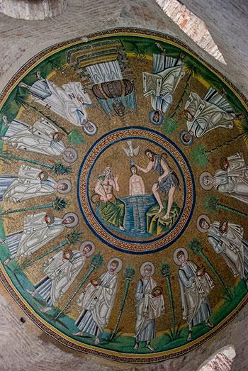 アリウス派洗礼堂