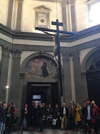 ミケランジェロの十字架