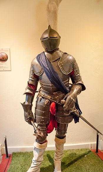 甲冑博物館