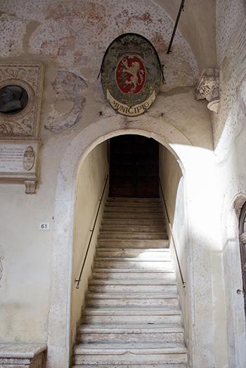 ピエンツァ市役所