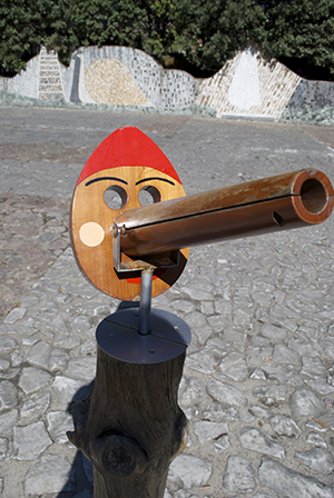 ピノッキオ望遠鏡