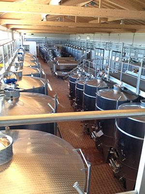 ドンナオリンピア醸造所