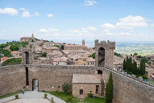 城塞からの眺め