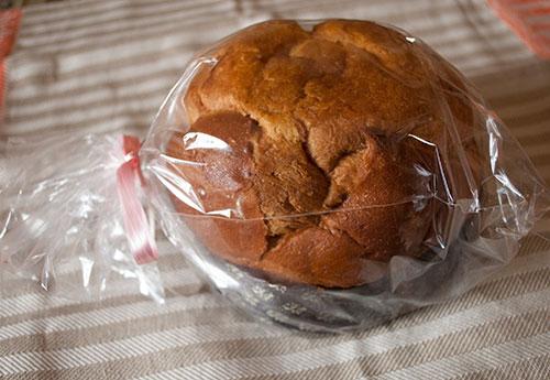 モンタルチーノの復活祭のお菓子