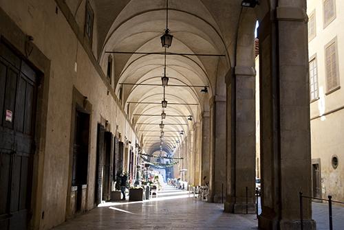 アレッツォ回廊