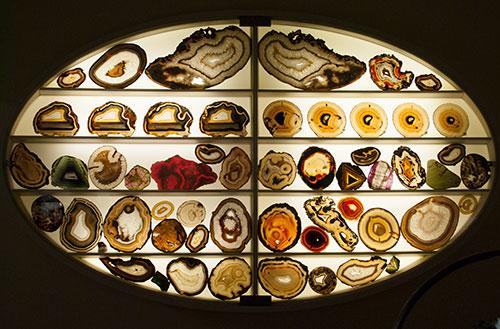 フィレンツェの鉱石博物館