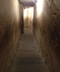 ジョットの鐘楼階段