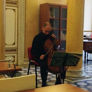 フィレンツェで音楽の祭典
