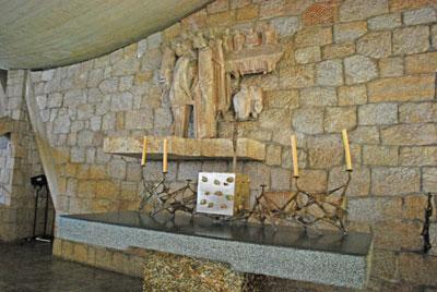 婚姻用祭壇