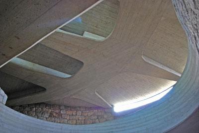 洗礼堂天井
