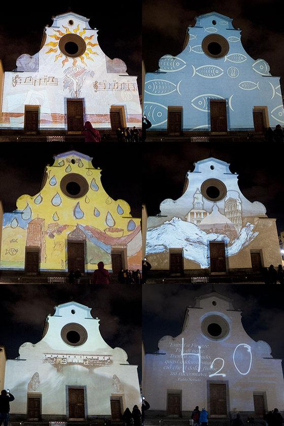 フィレンツェの光の祭典